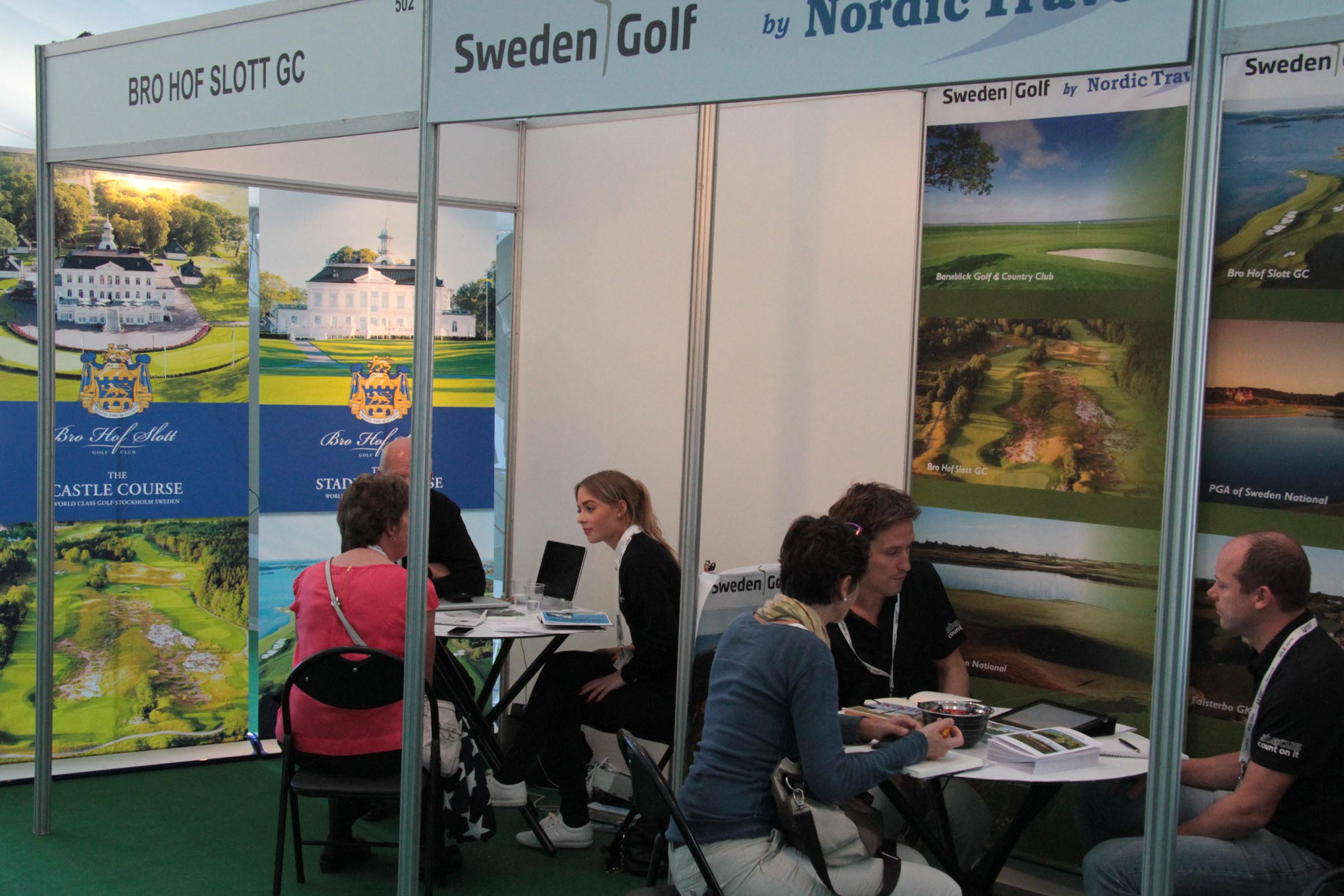True Golf Marketing, Sweden and Germany