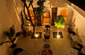 Courtyard Origin Hotel Marrakech